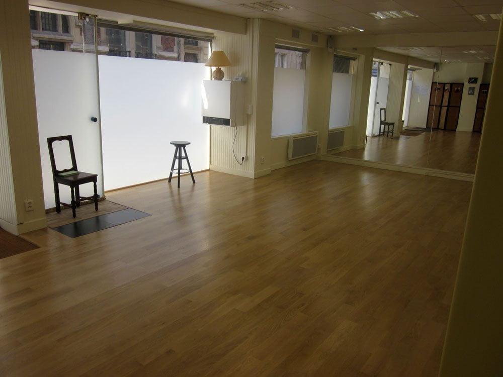 Location salle de danse Paris 17