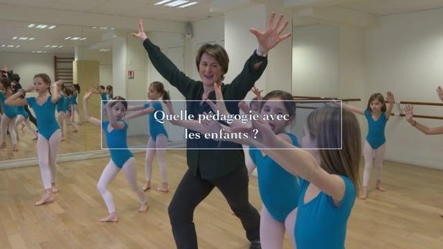 La Danse Chantraine Méthode accessible à tous à partir de 4 ans.